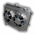 Mopar 1966 – 1974 Big Block Aluminum Radiator – 26″ Core