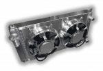 S10 LSX Conversion Radiator – Dual HPX Fans